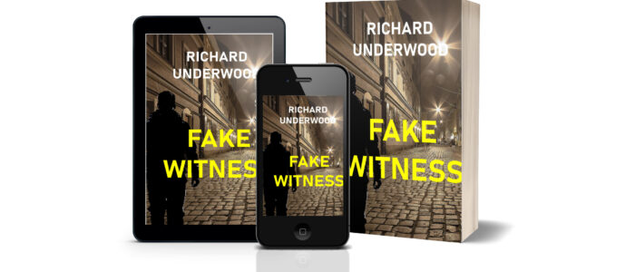 Fake Witness Cover