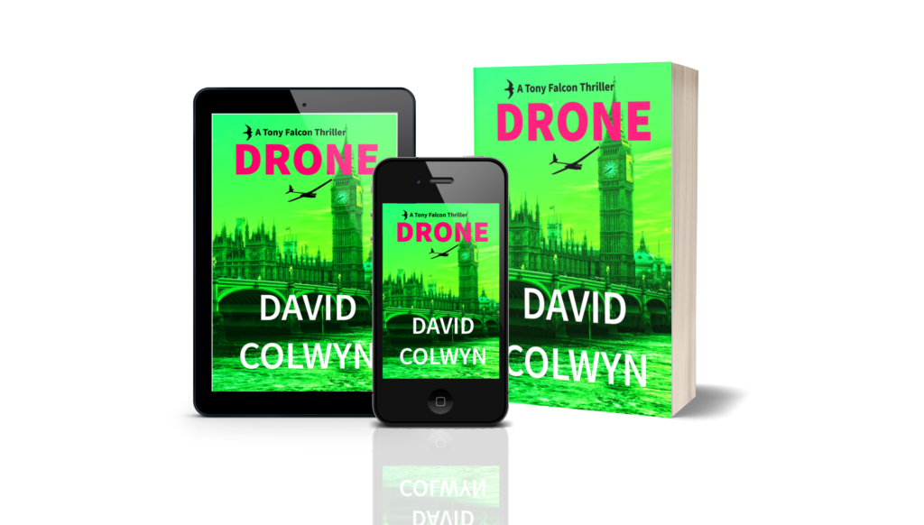 Drone Book Covers