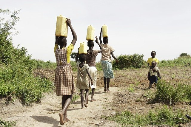 Water Aid Charity provides local water